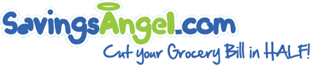 SavingsAngel.com - Cut Your Grocery Bill in Half!