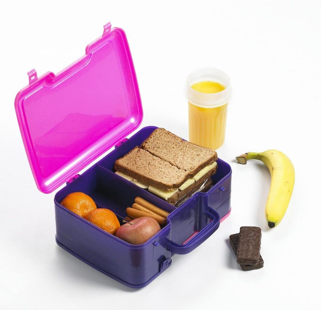 Picture of a lunchbox