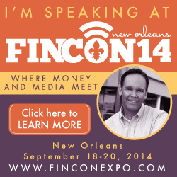 fincon 2014 speakers coupon code
