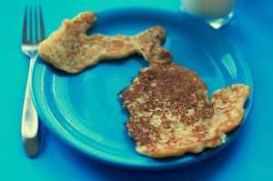 Breakfast food Michigan pancake