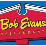 bob evans restaurant free freebie coupons