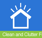 clean clutter free