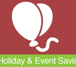 Holiday Events Savings