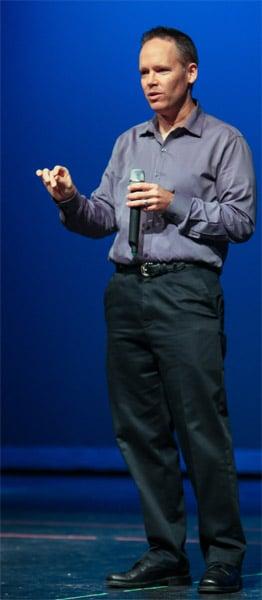 Josh Elledge speaking and public speaker convention keynote