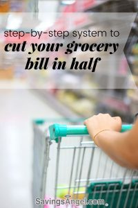 Save Money on Groceries with our VIP couponing system