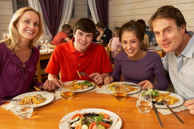 Stop eating out to save money expensive dining cook instead