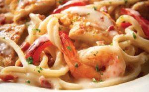 OliveGarden_chicken and shrimp