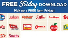 Kroger_free Friday