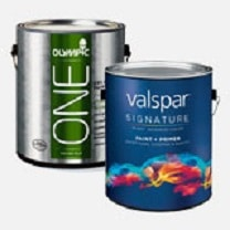 photograph about Valspar Coupon Printable named Consider $10, $25 or $40 off Pick out Valspar and Olympic Paint and