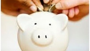different ways to save-piggy bank-hands