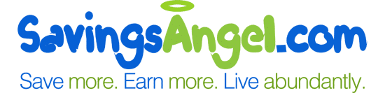 SavingsAngel logo - How to coupon and get deals