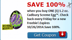 SavingStar_cadbury egg