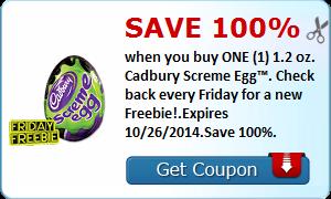 SavingStar_cadbury egg