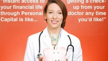 personal capital financial checkup