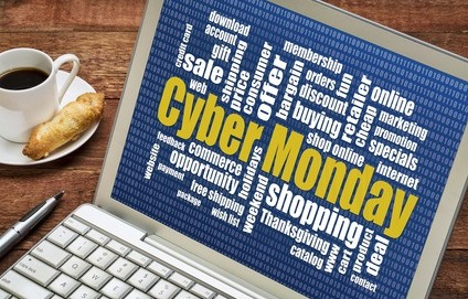 Cyber Monday online shopping