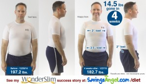 weight loss wonderslim review nutrisystem before after