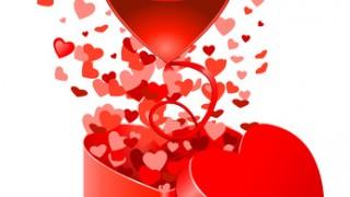 valentine box-confetti-valentines day