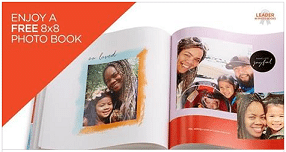 free 8x8 photo book at shutterfly