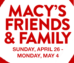 fc15b91c742 Extra 25% off Macy s Friends   Family sale