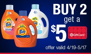 Target_ $5 Tide