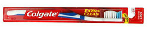 Colgate_extra clean toothbrush