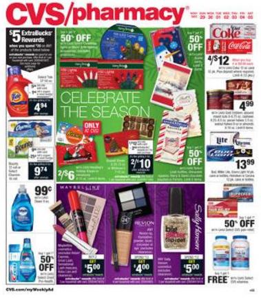 CVS Christmas Deals + Publix Walgreens As seen on TV