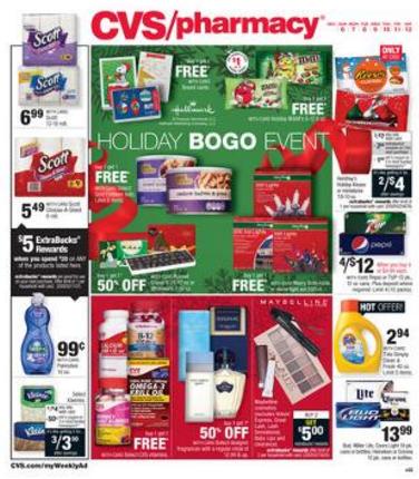 Walgreens Christmas Coupons + Publix CVS As seen on TV