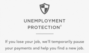 SoFi review 2016 student loan unemployment protection