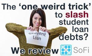 SoFi review 2016 - Student loan debt refinance