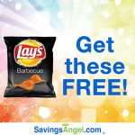 Free Lays BBQ Chips