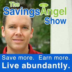 SavingsAngel Show podcast Josh Elledge - coupon rebate sites