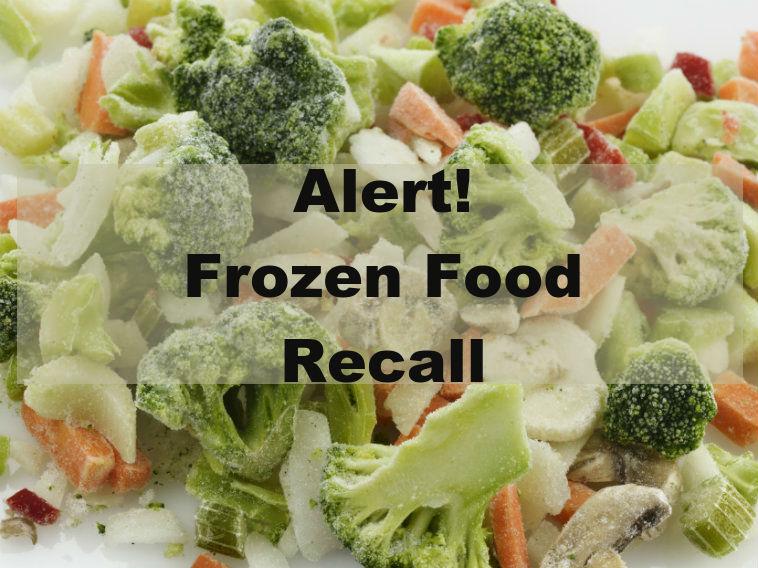 Frozen Food Recall (1)