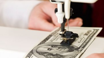 Great way to make extra money if you've got some sewing skills. May as well put the sewing machine to work making money!