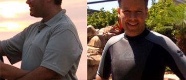 WonderSlim review - how Josh lost more than 60 pounds. (With weightloss before and after pics.)