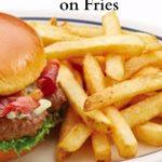 IHOP free fries