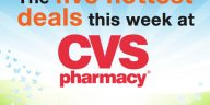 The five hottest deals this week at CVS Pharmacy. (Plus where to find many more money-saving deals.)