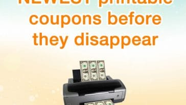 Frugal shopper? Grab the newest free printable coupons before they disappear.