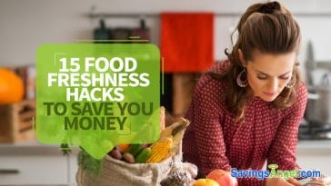food freshness hacks to save you money
