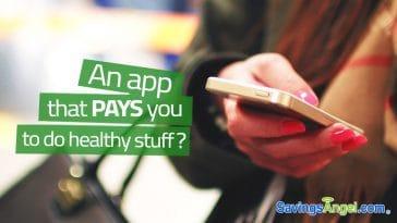 rewards for healthy activities app