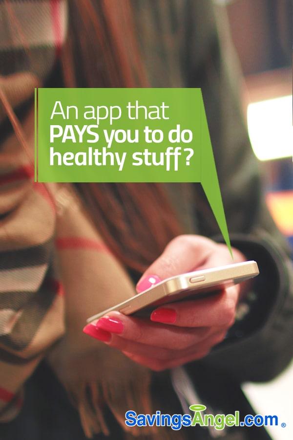 rewards for healthy activities