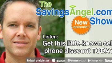 cell phone discount podcast