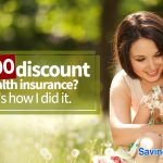 discount on health insurance - religious exemption