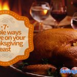 7 simple ways to save on your thanksgiving feast