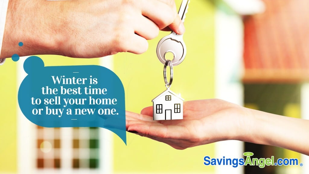 best time to sell a house winter is the best time to sell your home or buy a new one 30462