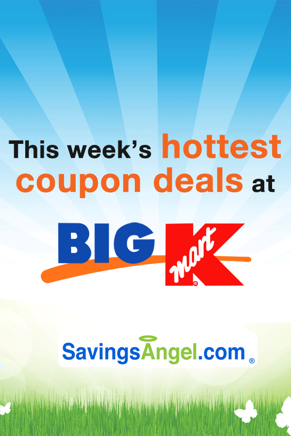kmart deals next week