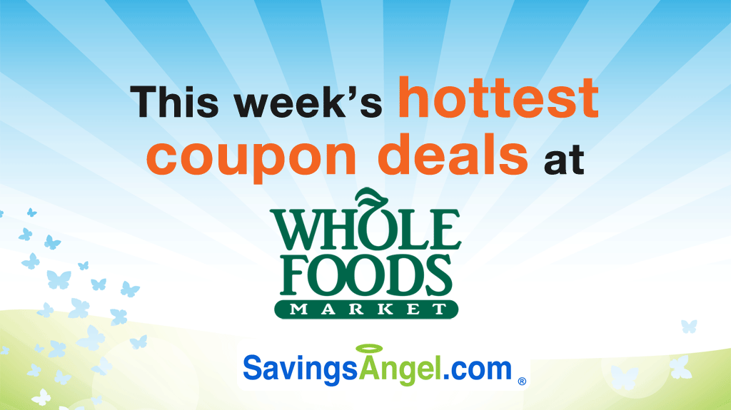 Whole foods discount coupon