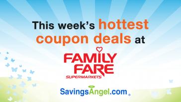 family fare coupon deals