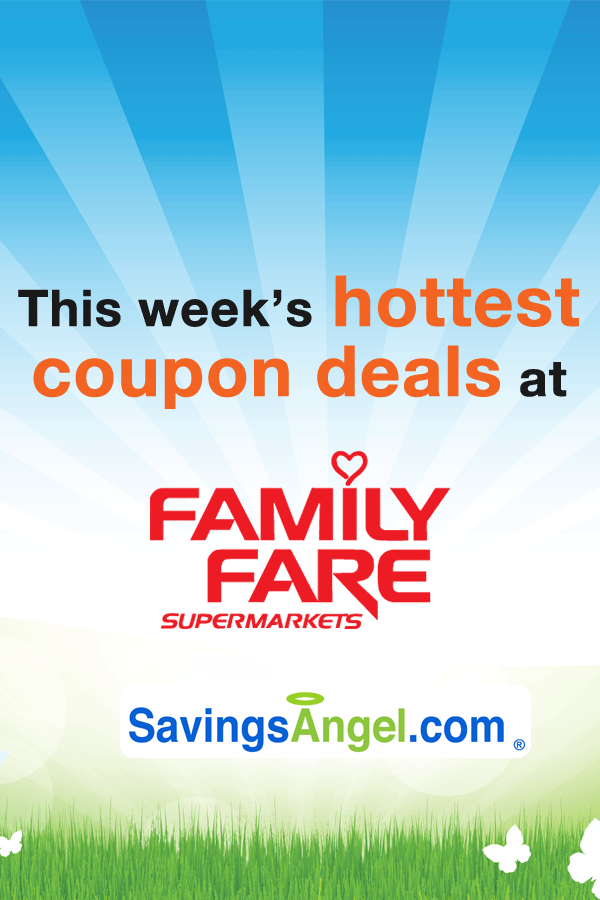 family fare coupon deals