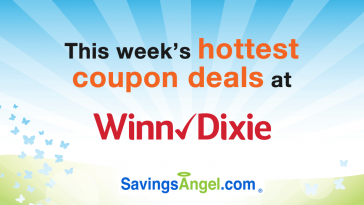 Coupon Savings Winndixie Pinterest