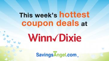 Coupon Savings Winndixie Pinterest